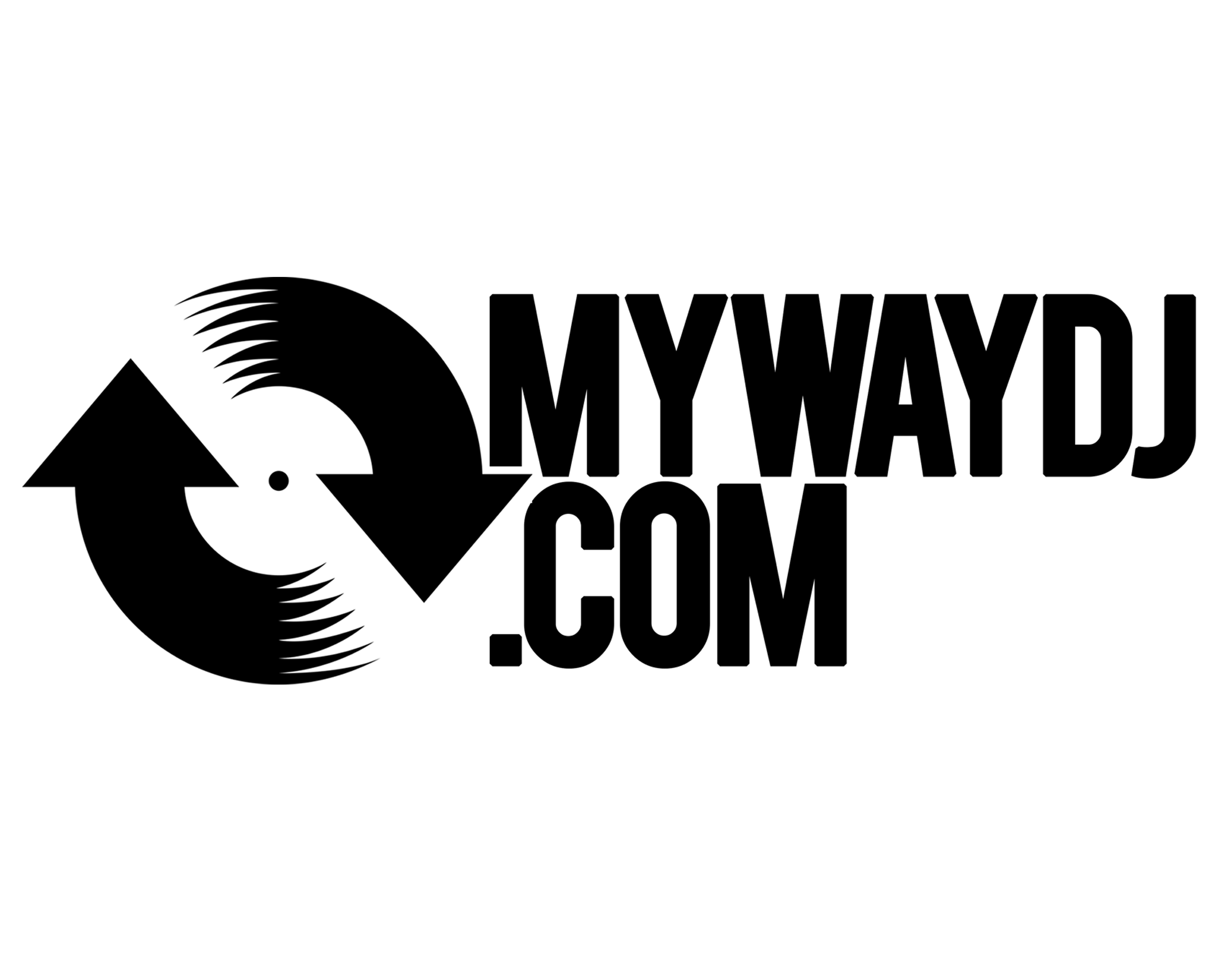 MyWayDJ Logo
