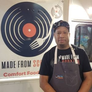 Dj Dallas Green Made From Scratch Food Truck