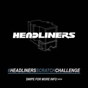 Headliners Scratch Challenge