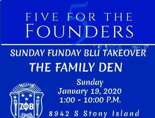 A Night @ the Family Den: Sunday Funday Blue Takeover – 19 Jan 2020 by Miggedy