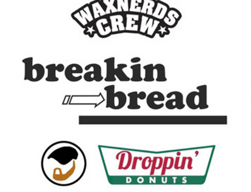 Droppin' Donuts – Sam Tweaks (Wax Nerds)