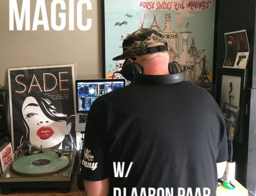 Magic (1.29.20) w DJ Aaron Paar by House Shoes
