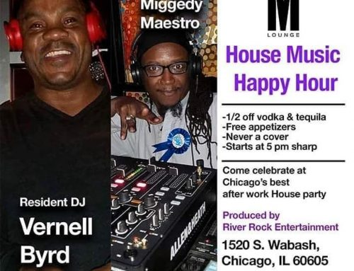 A Night @ M Lounge – House Music Happy Hour – 14 Feb 2020 by Miggedy
